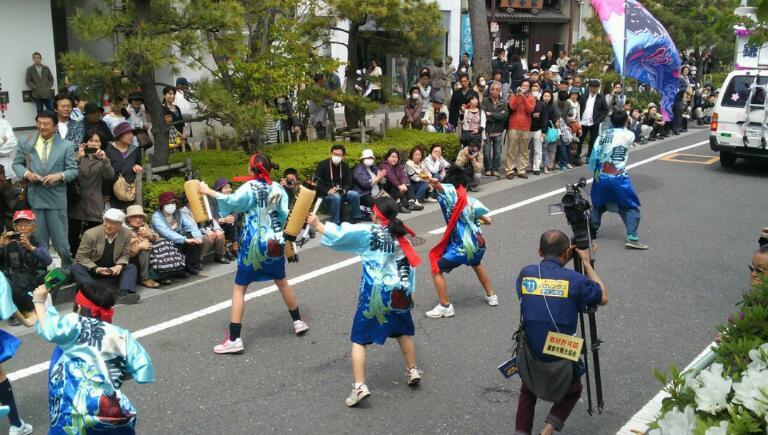 鎌倉パレード♪